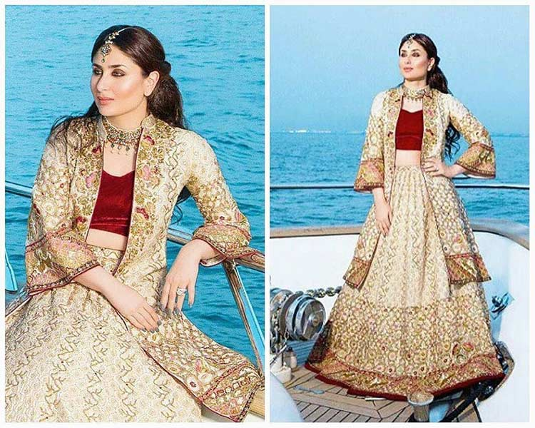Kareena Kapoor Khan is regal in this wedding magazine shoot