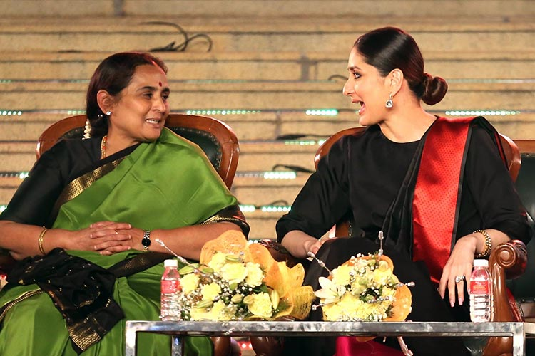 Kareena Kapoor at the Bengaluru International Film Festival 2018
