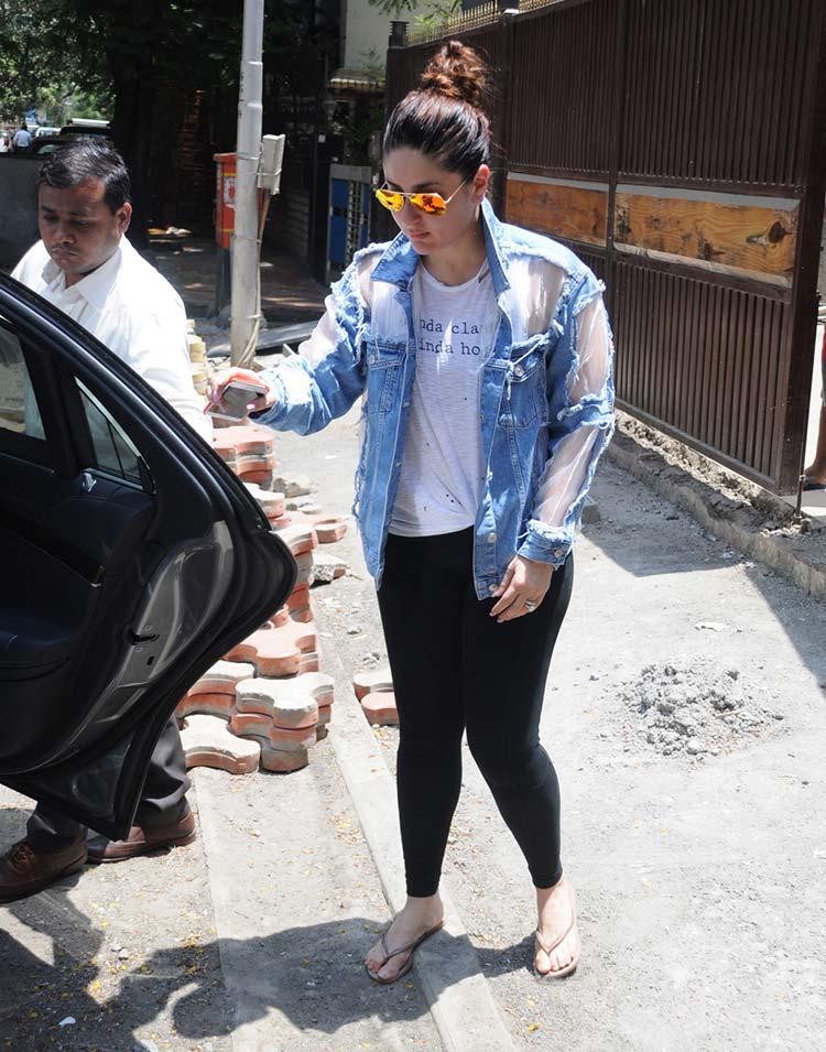 Kareena Kapoor's failed style