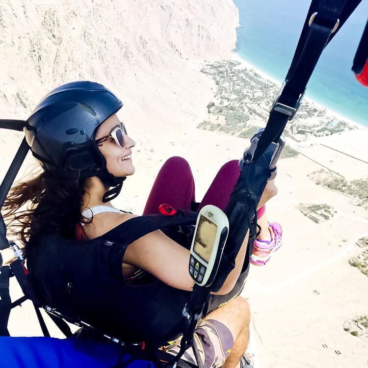 Alia Bhatt's paragliding fun in a candid pic