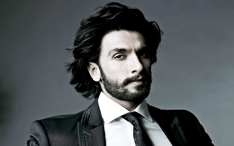 Ranveer Singh is classic sexy in this photo