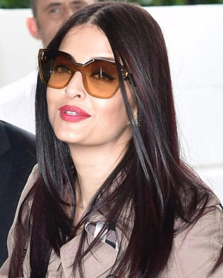 Aishwarya Rai reached Cannes on 18 May