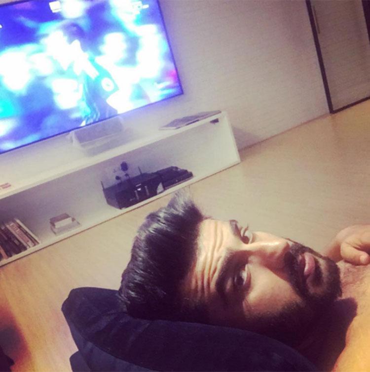 Arjun Kapoor's shirtless Instagram post is super hot