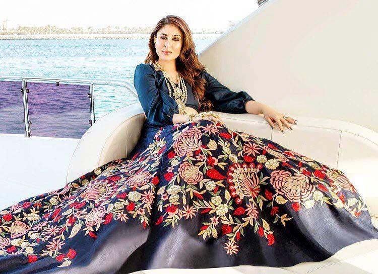 Kareena Kapoor looks stunning in this Asiana magazine shoot