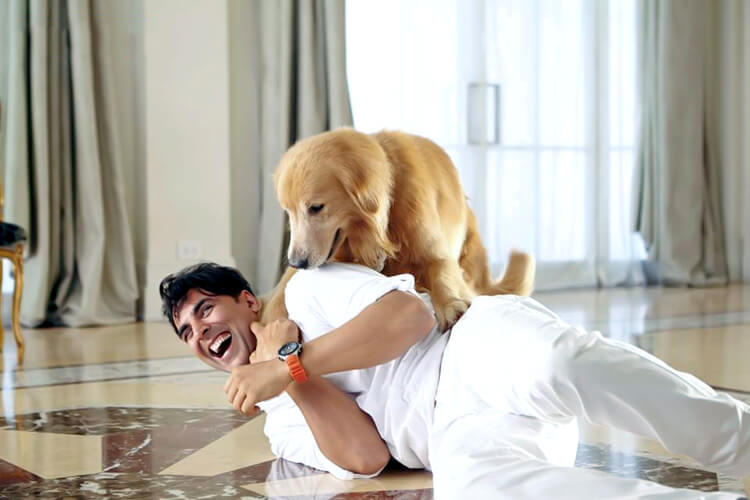 Akshay Kumar is pure Entertainment