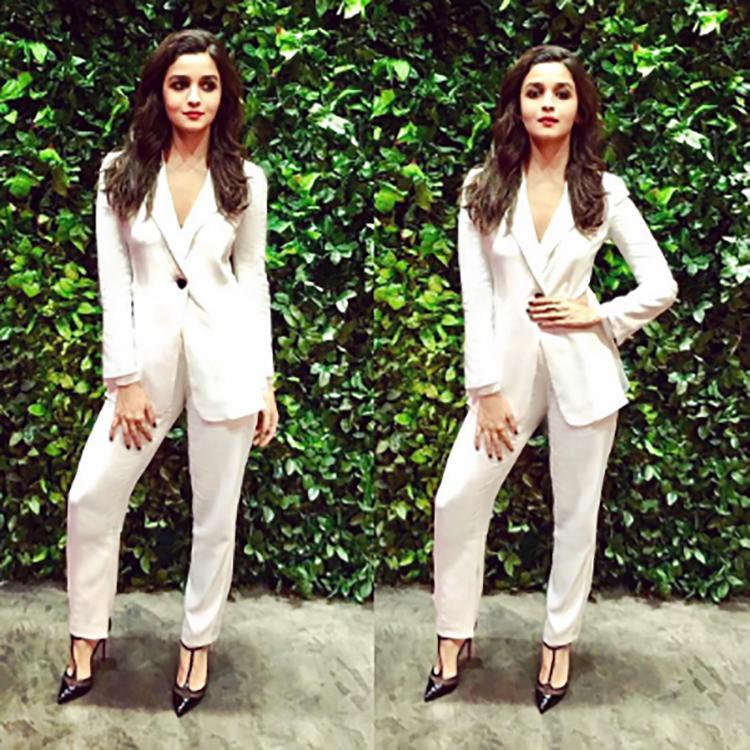 Suiting up the Alia Bhatt way
