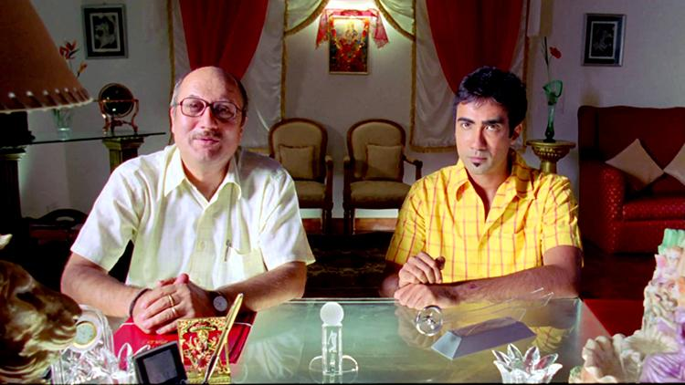 Anupam Kher in a still from Khosla Ka Ghosla