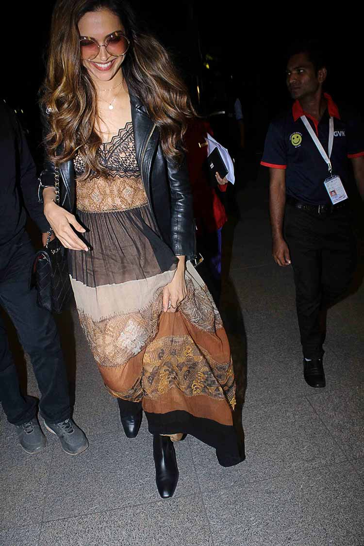 Deepika Padukone all geared up for the Cannes Film Festival