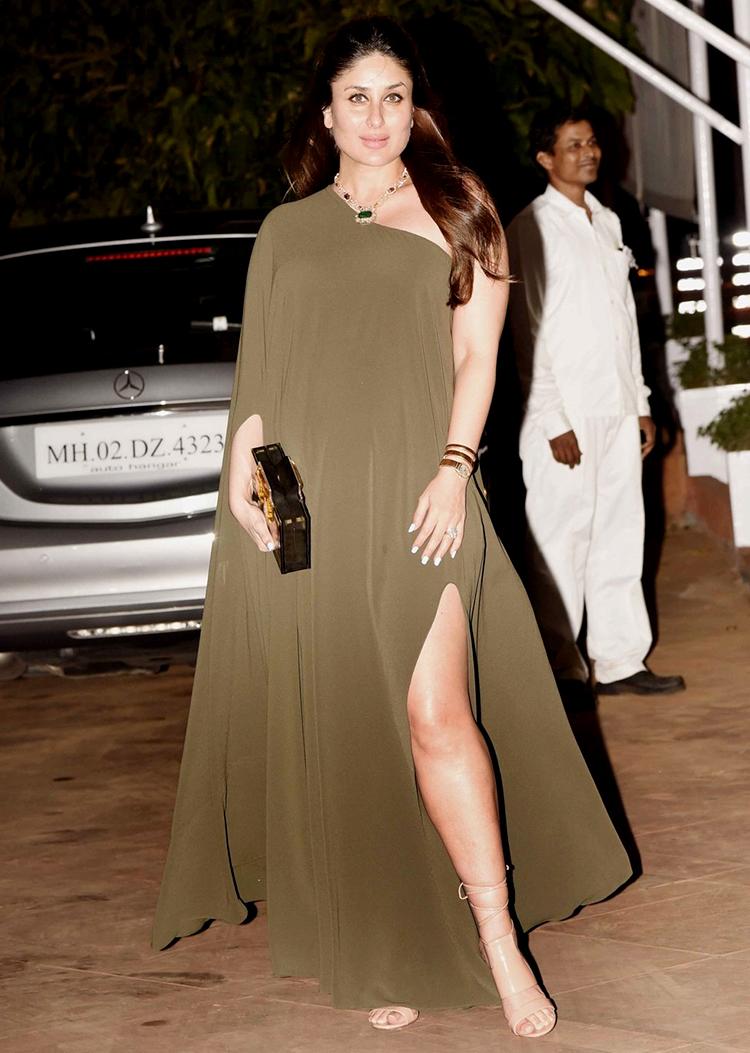 Kareena Kapoor at aunt Reema Jain's birthday party