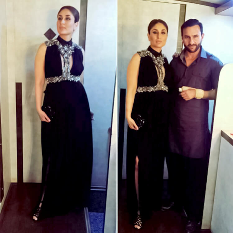 Kareena Kapoor and Saif Ali Khan are slaying in this personal photo