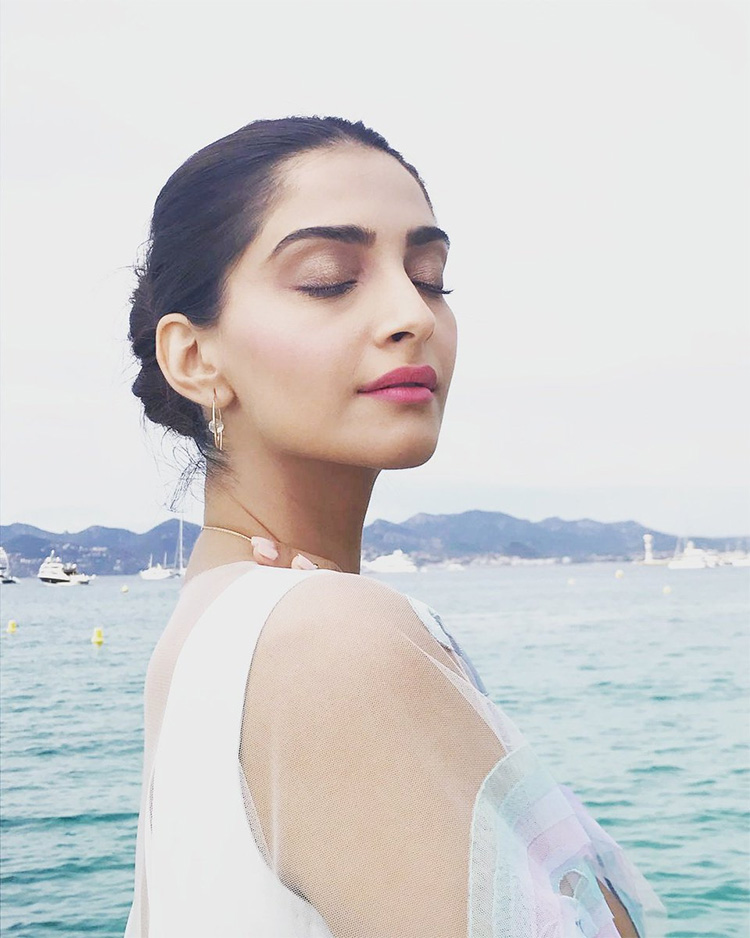 Sonam Kapoor's day 2 at the Cannes Film Festival 2017