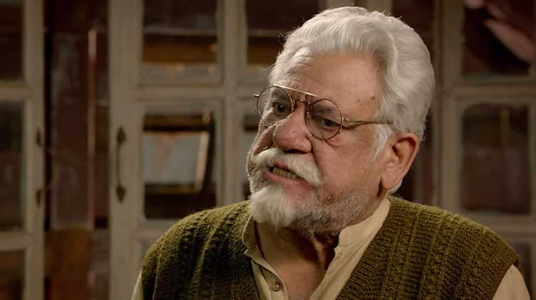 Tubelight is Om Puri's last film