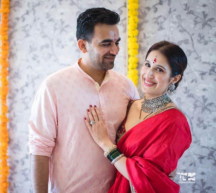 Zaheer Khan is making us gush at the way he looks at Sagarika Ghatge