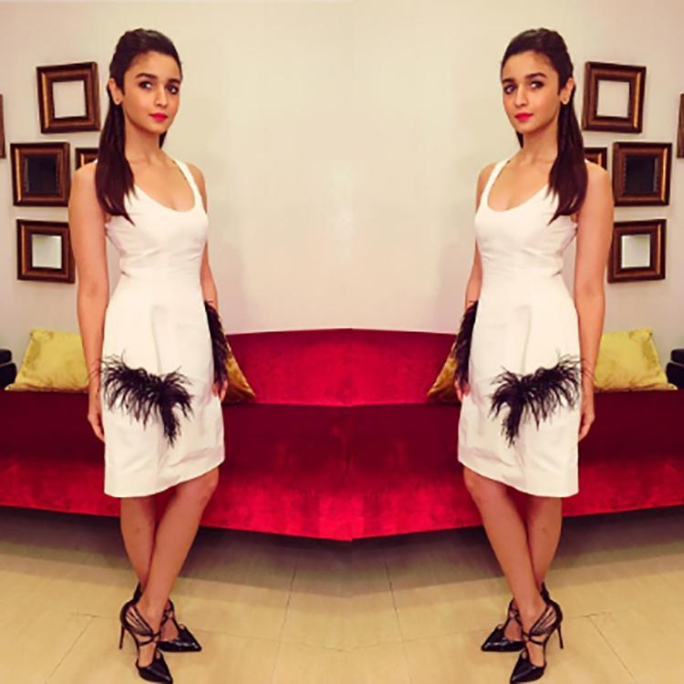 Alia Bhatt looks sexy beyond words in this white dress