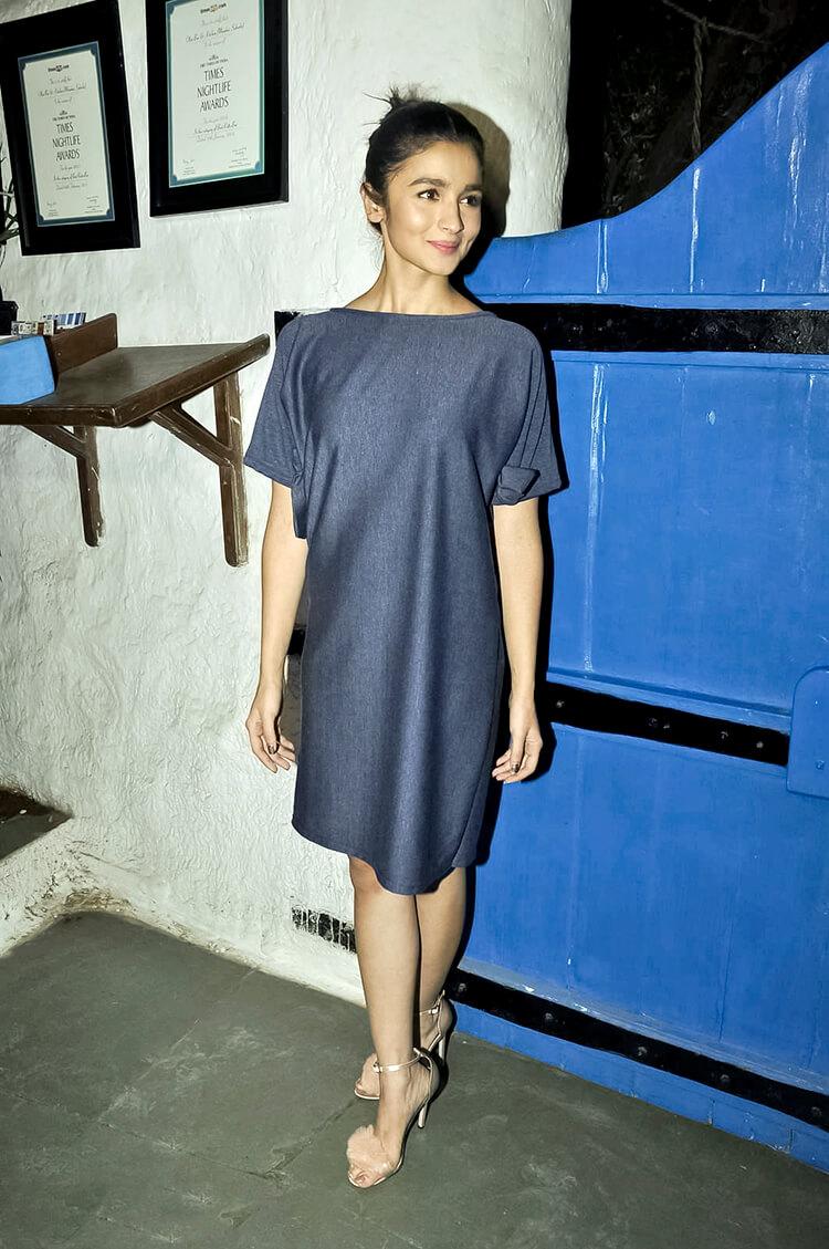 Alia Bhatt at the Tamasha success party