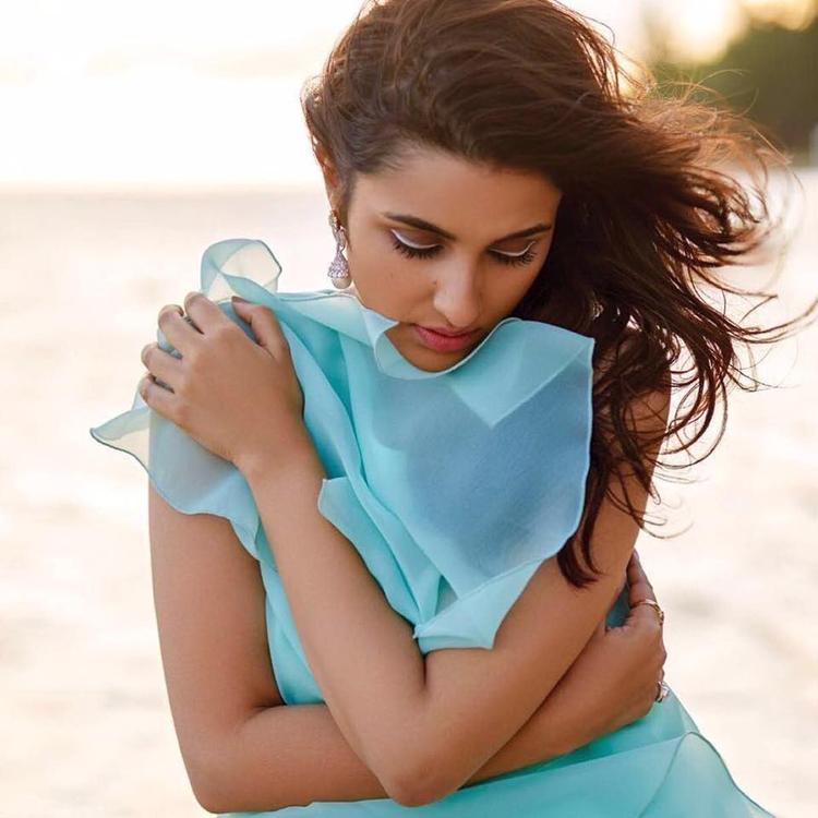 Sexy and sensuous Parineeti Chopra