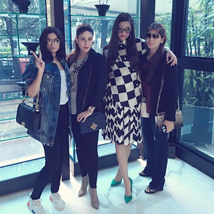 Sonam Kapoor flaunts the Kapoor Sister Swag on Instagram