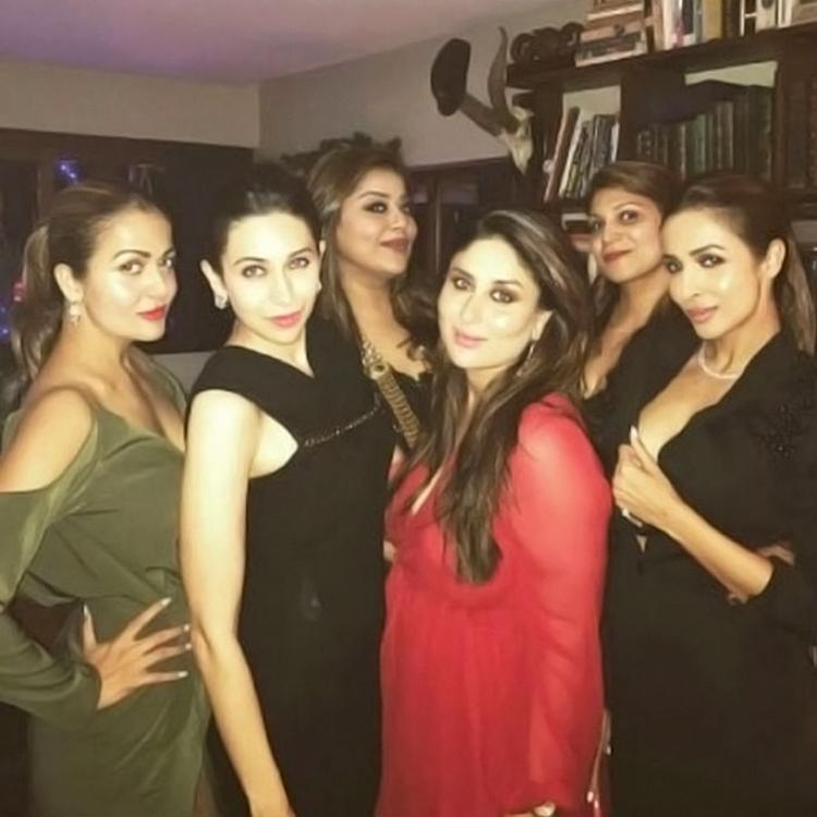 Kareena Kapoor at her Christmas party