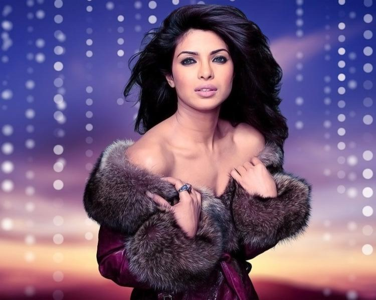 Priyanka Chopra is making the weather hotter