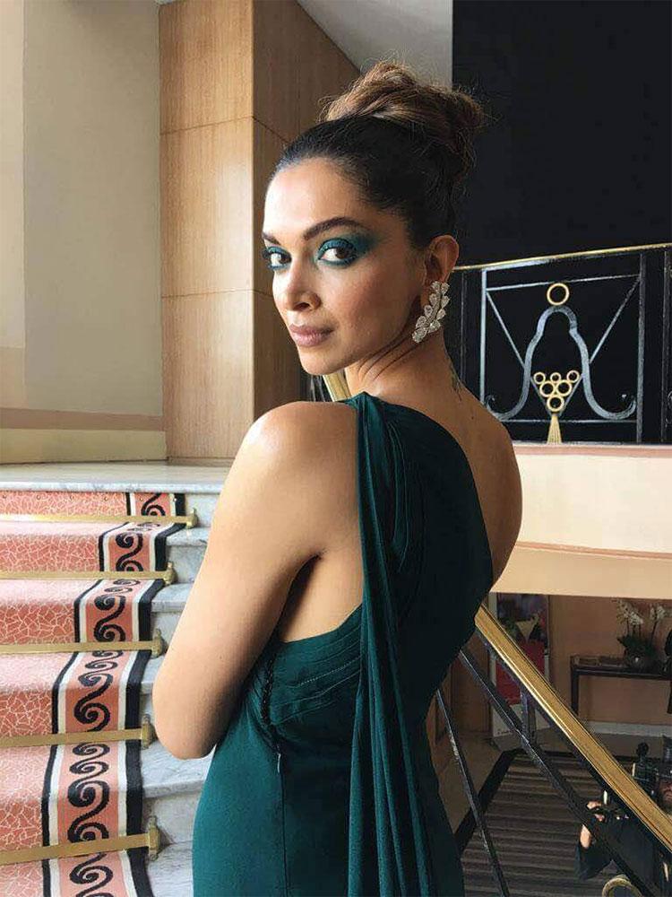 Deepika Padukone at Cannes Film Festival 2017