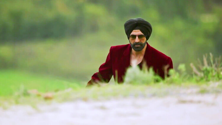 Akshay Kumar plays Raftaar Singh in Singh is Bliing