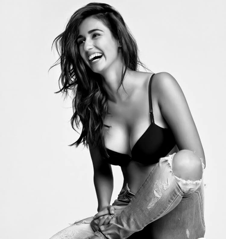 Sexy Disha Patani has an infectious laugh