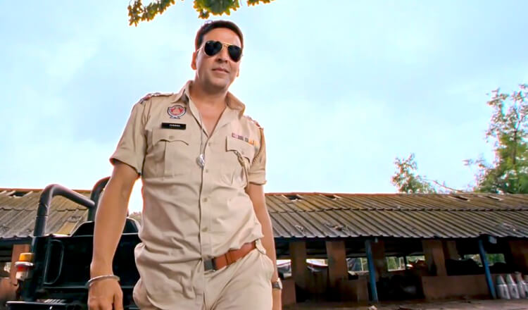 Akshay Kumar is the ultimate Khiladi 786