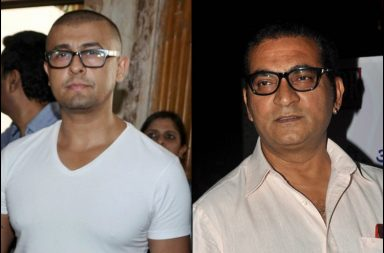 Sonu Nigam and Abhijeet Bhattacharya