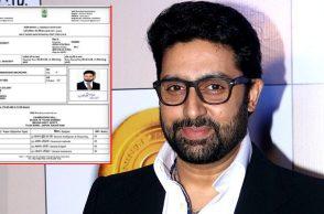 Abhishek Bachchan IANS photo for InUth dot com