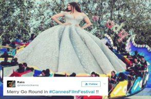 Aishwarya Rai, Cannes 2017