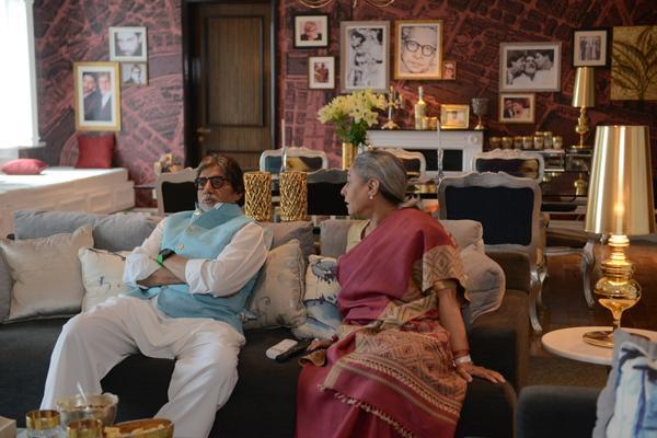 Amitabh Bachchan and Jaya Bachcan, Ki & Ka