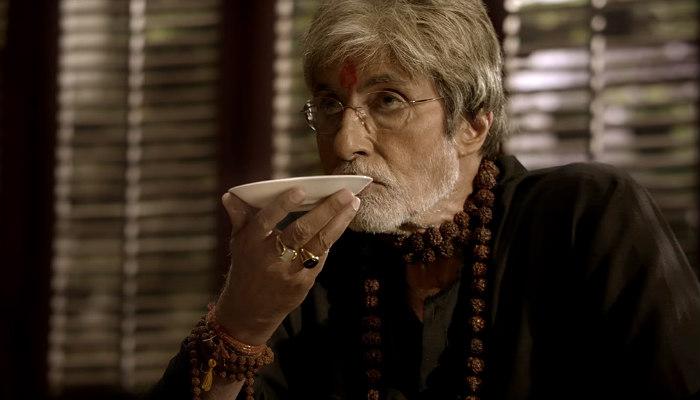 Amitabh Bachchan in Sarkar 3 as Subhash Nagre