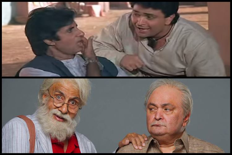 Amitabh Bachchan, Rishi Kapoor, 102 Not Out
