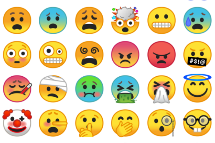 how to create emojis for android