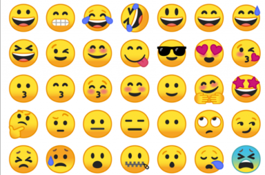 emoji, android O