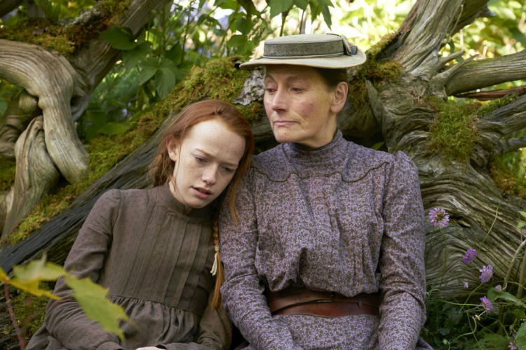 Anne With An E, Netflix, Anne of Green Gables.