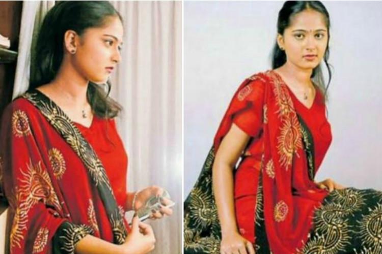Anushka Shetty first photoshoot, Anushka Shetty