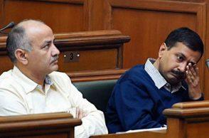 Arvind Kejriwal at IIT
