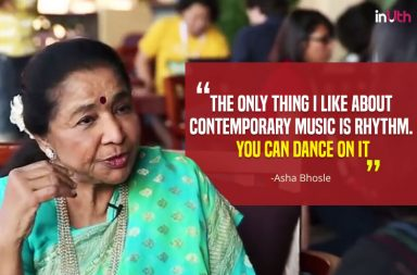 Asha Bhosle, Bollywood music