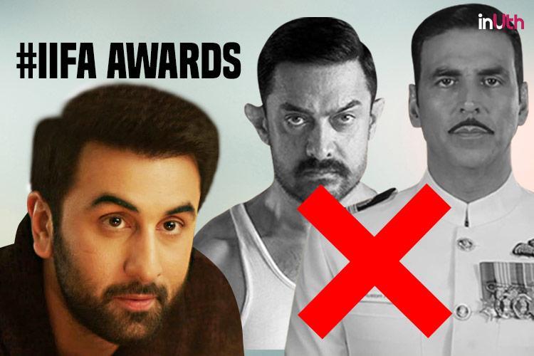 IIFA nominations list, Aamir Khan, Akshay Kumar, Ranbir Kapoor