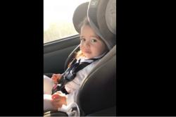 WATCH: This toddler grooving to Uptown Funk is worth a million watch!