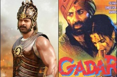 Baahubali 2 and Gadar