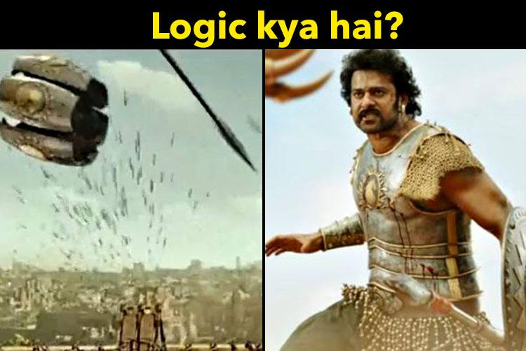 Baahubali 2 is amazing but dear SS Rajamouli you owe us an explanation for this scene