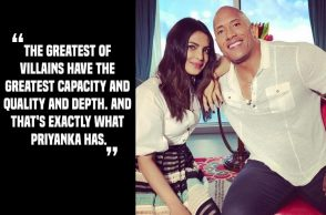 Priyanka Chopra, Dwayne Johnson, Baywatch, Rajeev Masand