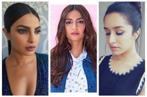 Bollywood Actresses Eye Makeup