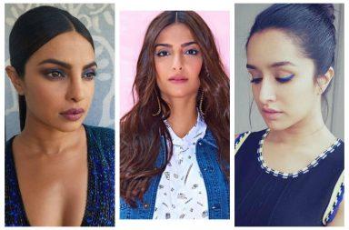 Bollywood Actresses Eye Makeup