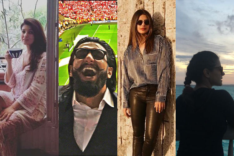 Twinkle Khanna, Priyanka Chopra, Ranveer Singh, Kajol: Looks like it's vacation time for B-town — See photos