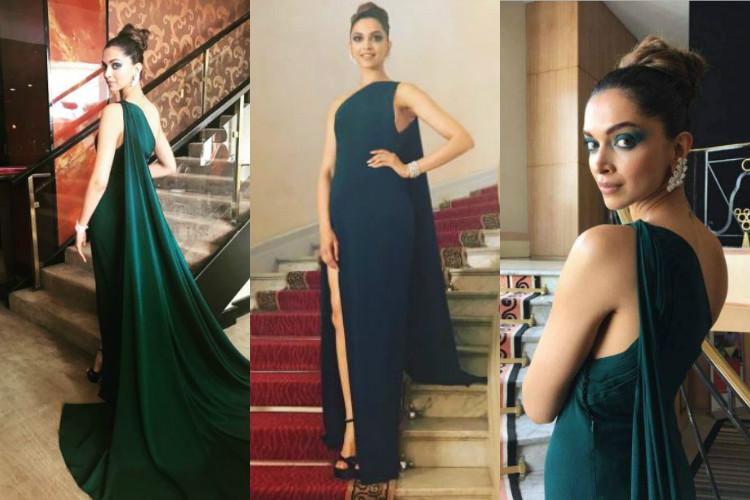 Deepika Padukone , Deepika Padukone Cannes Film Festival 2017