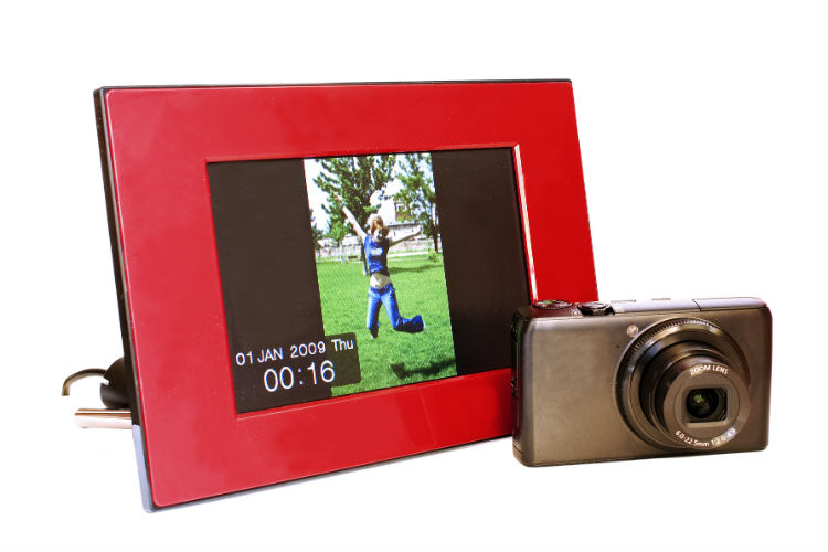 mother's day, Digital Photo frame