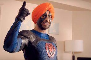 Diljit Dosanjh, Super Sing trailer, Sonam Bajwa